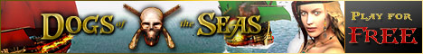 Dogs of the Seas - Online Pirate game